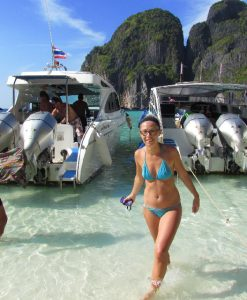 Phi Phi Islands Quality Tour Maya Bay