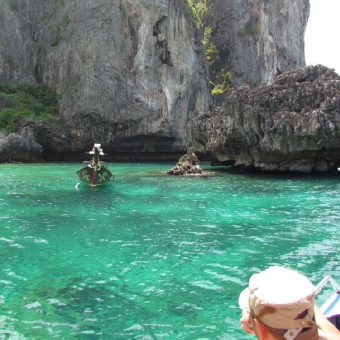 Phi Phi Islands Quality Tour Nui Bay