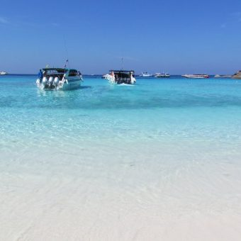 Similan Islands Tour Premium By Speed Boat