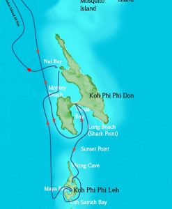 phi phi islands maps quality tour