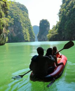 James Bond Island Tour Premium Canoe 1