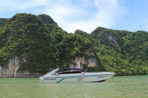 James Bond Island Tour Premium Speedboat