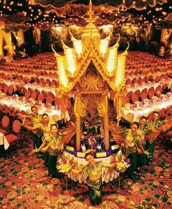 Phuket FantaSea Show Buffet Dinner Transfer Buffet Restaurant