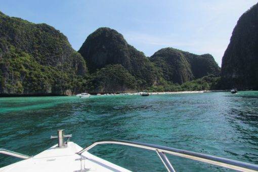 Phi Phi Island Premium tour Maya Bay