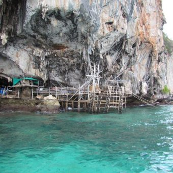 phi phi islands viking cave