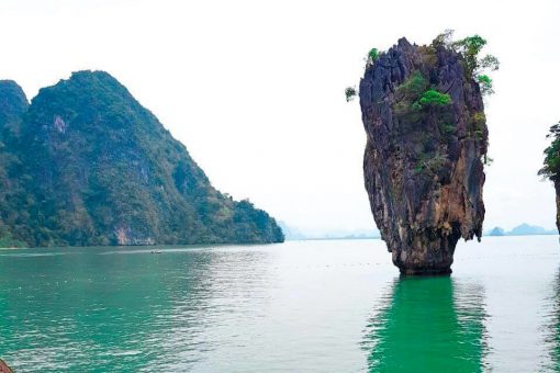 James Bond Island Speedboat Tapu