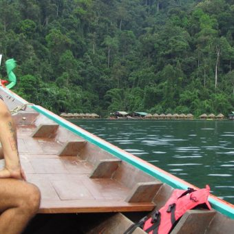 Khao Sok Lake Tour 2 Days 1 Night Cheow Lan Lake
