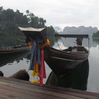 Khao Sok Lake Tour 2 Days 1 Night Long Tail Boat