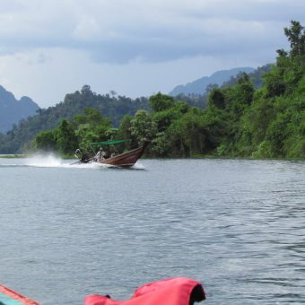 Khao Sok Lake Tour 2 Days 1-Night-On-The-Way to Floating raft Houses