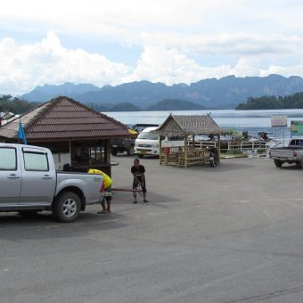 Khao Sok Lake Tour 2 Days 1 Night Pier
