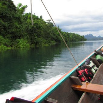 Khao Sok Lake Tour 2 Days 1 Night Singtgeeing Cheow Lan Lake