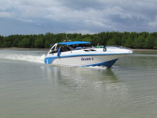 james bond speed boat 1