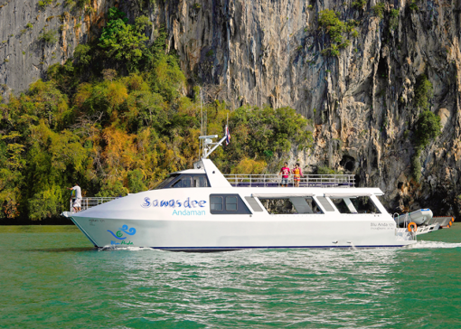 Phuket Catamaran Boat Day Tours 9