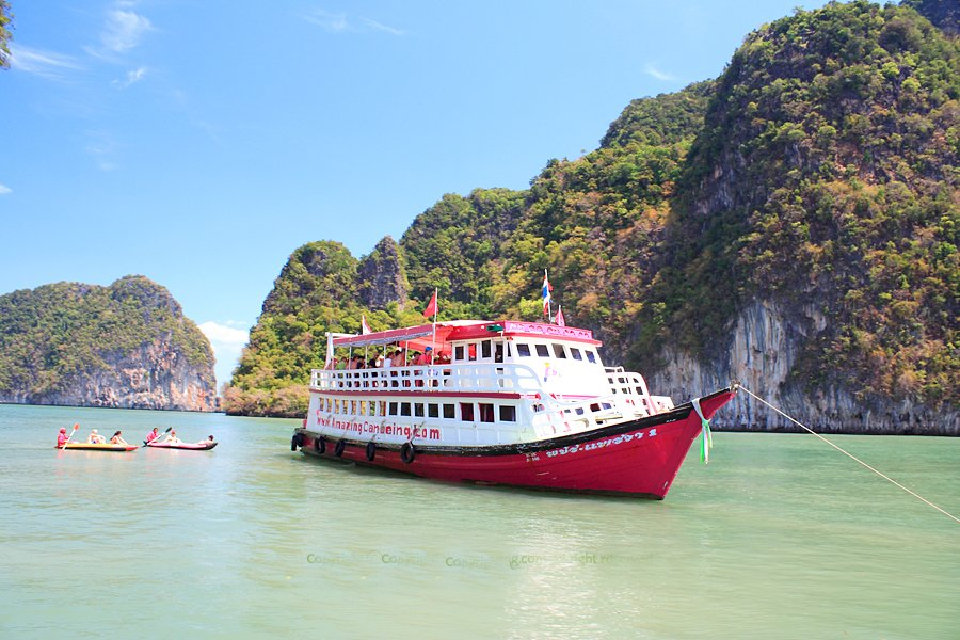 James Bond Island Tours Low Cost