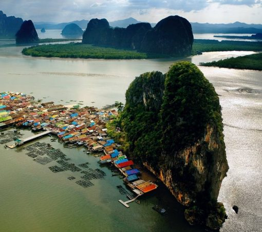 James Bond Island Tours Panyee