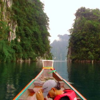 surin island and khao sok lake 3 day 2 night cheow lan lake limestone