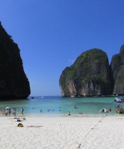 phi phi krabi james bond islands 2 days 1-night phi phi islands maya bay