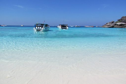 surin similan islands 2 day 1 night by speed boat