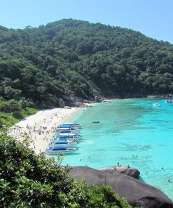 surin similan islands 2 day 1 night view point