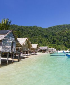 Surin Islands 2 Day 1 Night By Tent Visit Moken Village