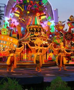 Phuket FantaSea Show Buffet Dinner Gold Seats Transfer Carnival Village