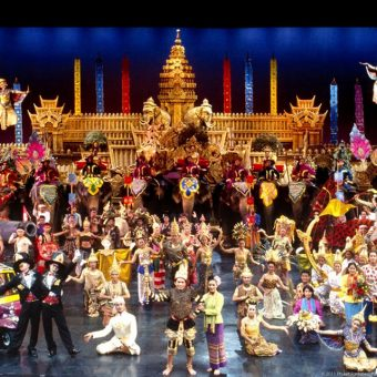 Phuket FantaSea Show Only Gold Seats Transfer