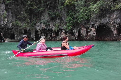 James Bond Island Quality By Big Boat Canoe