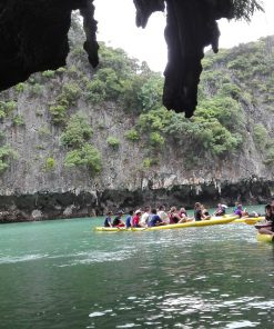 James Bond Island Quality By Big Boat Canoeing