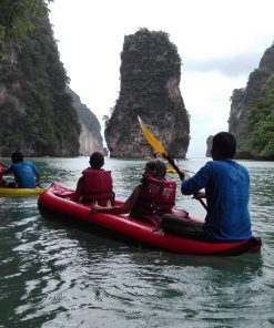James Bond Island Quality By Big Boat Canoeing 1