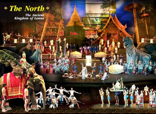 Semplice Phuket Sima Niramit Show The North