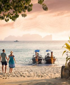 James Bond Krabi Phi Phi One Day Tour