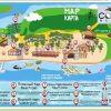 Coco Beach One Day Tour Map