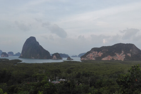 James Bond Island Quality By Big Boat View point